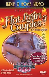Hot Latin Couples 3 Cover