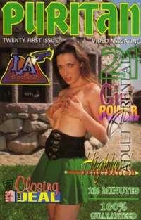 Puritan Video Magazine 21 Cover
