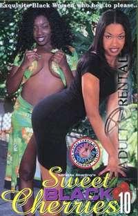 Sweet Black Cherries 10 Cover
