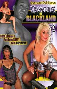 Grannies In Blackland 2 Cover
