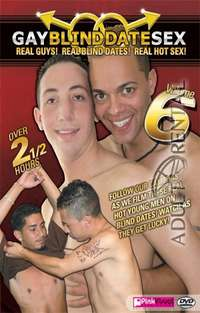 Gay Blind Date Sex #6 Cover