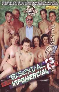 Bisexual Infomercial 2 Cover