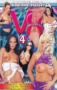 V8 #4 Cover