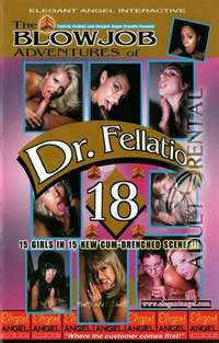 The Blowjob Adventures Of Dr.Fellatio 18 Cover