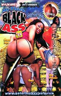 My Thick Black Ass 25 Cover