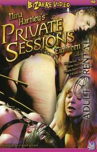 Private Sessions 18 Cover