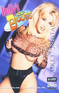 Buffy's New Boobs Cover