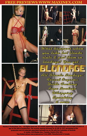 blondage xxx