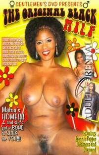 The Original Black MILF Cover
