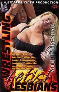 Wrestling Fetish Lesbians