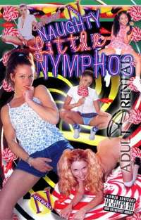 Naughty Little Nymphos Cover
