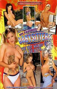 My Favorite Babysitters 2 Cover