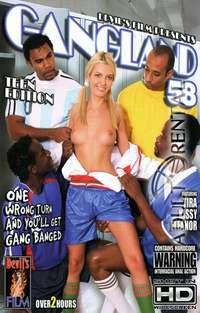 Gangland 58 Cover
