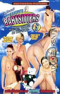 My Favorite Babysitters 5 Cover