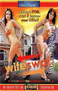 The Wife Swap Club Cover