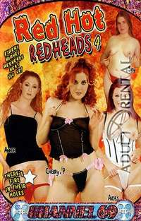 Red Hot Redheads 4 Cover