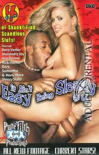 It Ain't Easy Being Sleazy 4 Cover