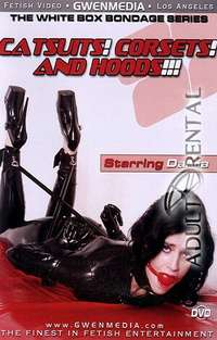 Catsuits, Corsets And Hoods Cover