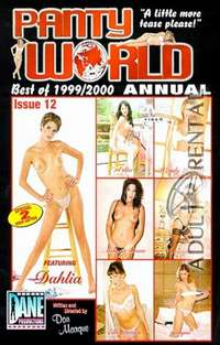 Panty World Issue 12 Cover