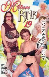 Mature Kink 19 Cover