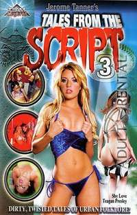 Tales From The Script 3 Cover