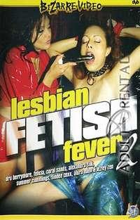 Lesbian Fetish Fever 2 Cover