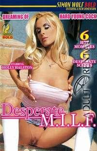 Desperate M.I.L.F. Cover