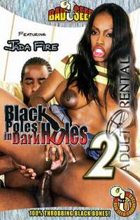 Black Poles In Dark Holes 2 Cover