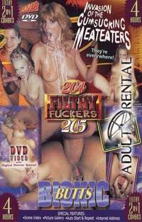 Filthy Fuckers 204 & 205 Cover