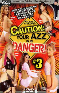 Caution: Your Azz Is In Danger! 3 Cover