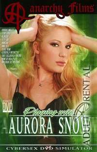 Playing With Aurora Snow Cover