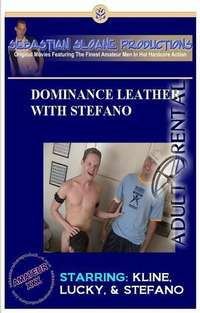 Dominance Leather With Stefano