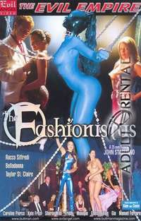 The Fashionistas Disc 2 Cover