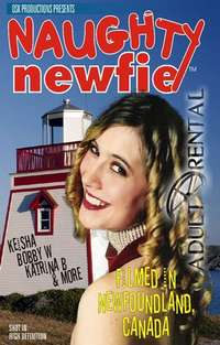 Naughty Newfie Cover