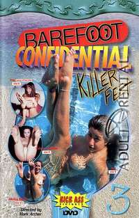 Barefoot Confidential 3 Cover