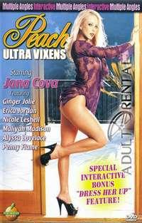 Peach Ultra Vixens: Jana Cover