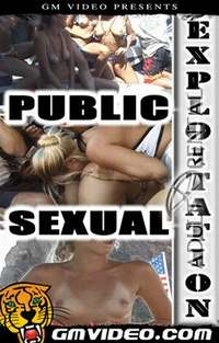 Public Sexual Exploitation Cover