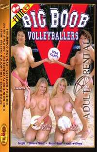 Big Boob Volleyballers Cover