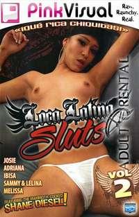Loca Latina Sluts 2 Cover