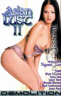 Asian Lust 2 Cover