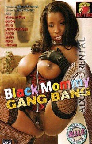 Black Mommy Gangbang 84
