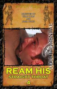 Ream His Straight Throat 4 Cover