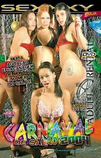 Sexxxy Carnaval 2004 Cover