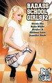 Badass School Girl 2 Cover