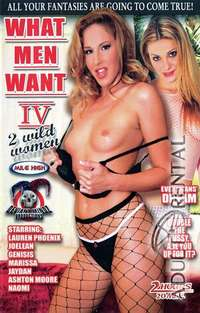 What Men Want IV 2 Wild Women Cover