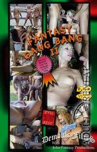 Fantasy Gang Bang 2 Cover
