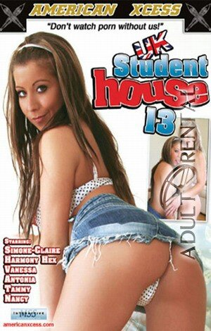 Uk student house anal