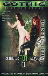 Rubber Toy Lovers 2 Cover