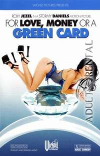 For Love Money Or A Green Card Cover