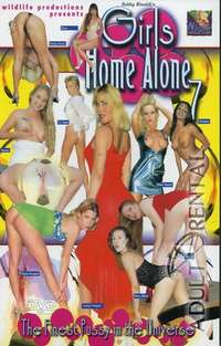 Girls Home Alone 7 Cover